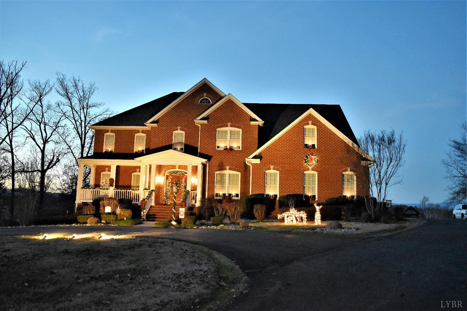 145 Forest Canopy Dr, Amherst, VA 24521