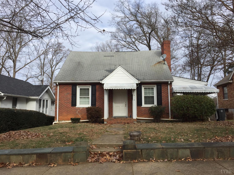 Photo of 410 Oakridge Boulevard  Lynchburg  VA