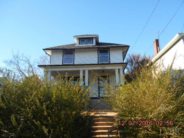 Photo of 311 Essex Street  Lynchburg  VA