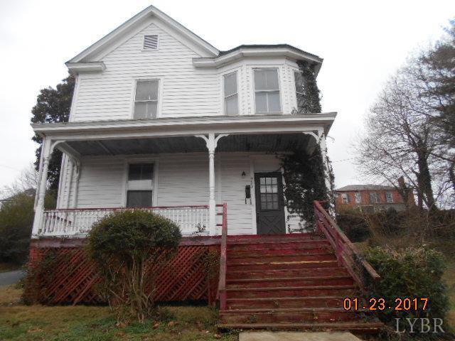 Photo of 923 Harrison Street  Lynchburg  VA