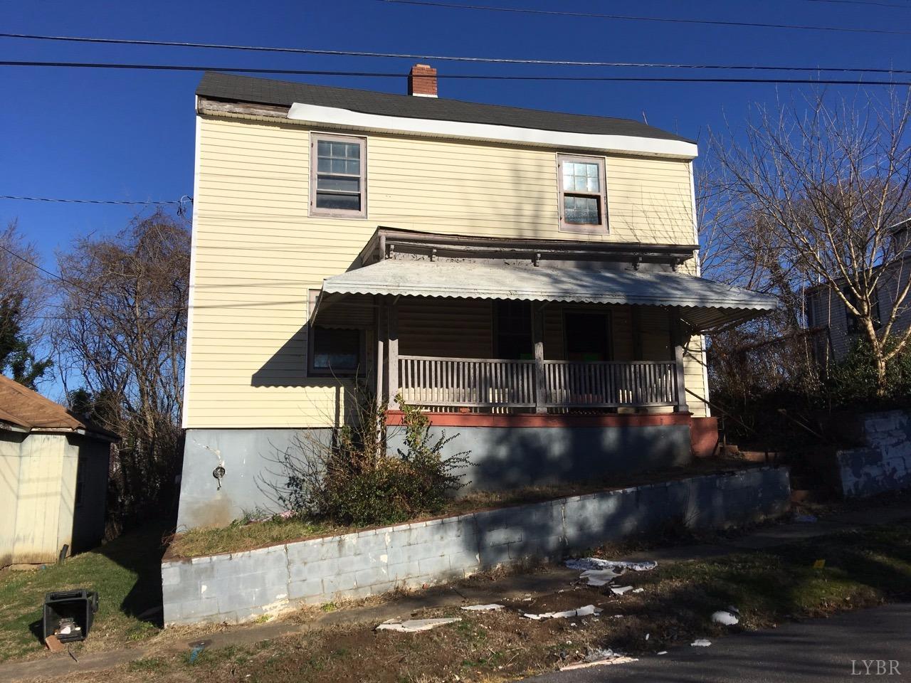 Photo of 616 Polk Street  Lynchburg  VA