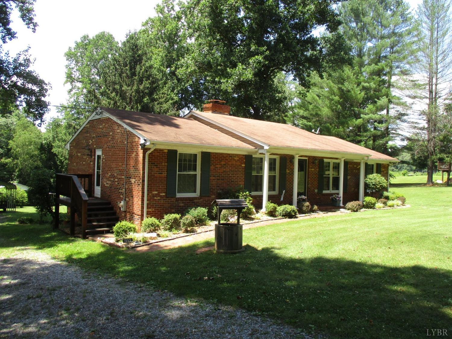 1553 Old Stage Rd, Amherst, VA 24521