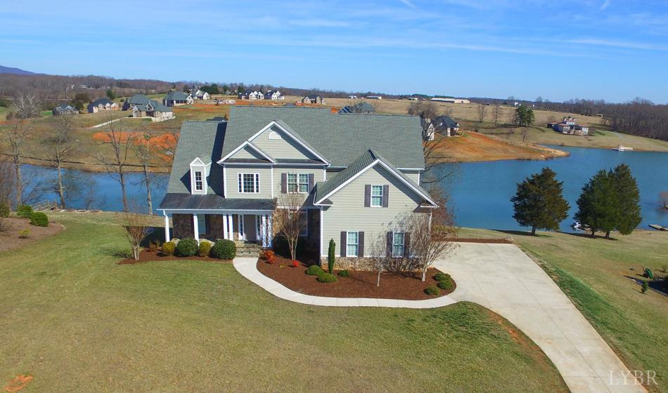 Virginia Waterfront Property In Lynchburg Amherst