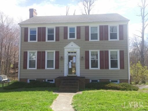 Single Family Residence, Two Story - Madison Heights, VA (photo 1)