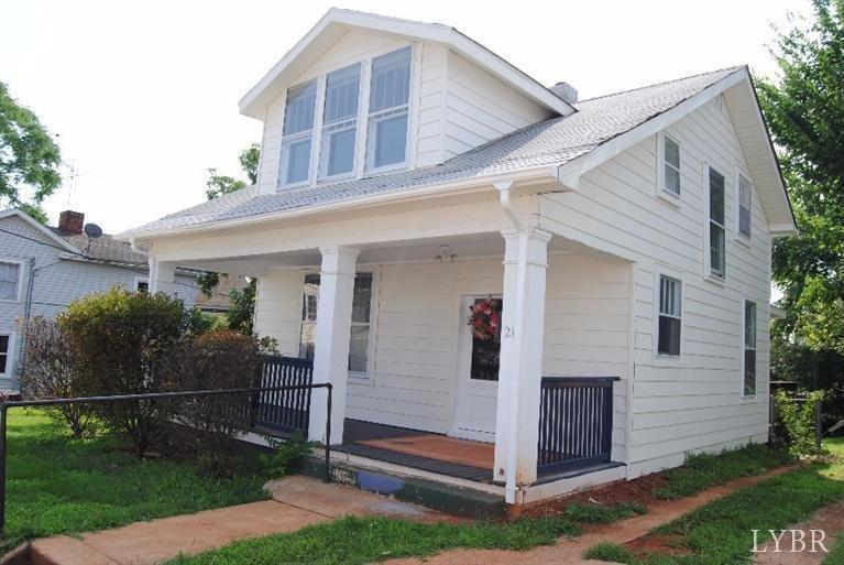 Photo of 217 Charlotte Street  Lynchburg  VA