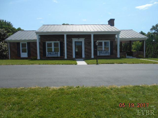 Single Family Residence, Ranch - Monroe, VA (photo 1)