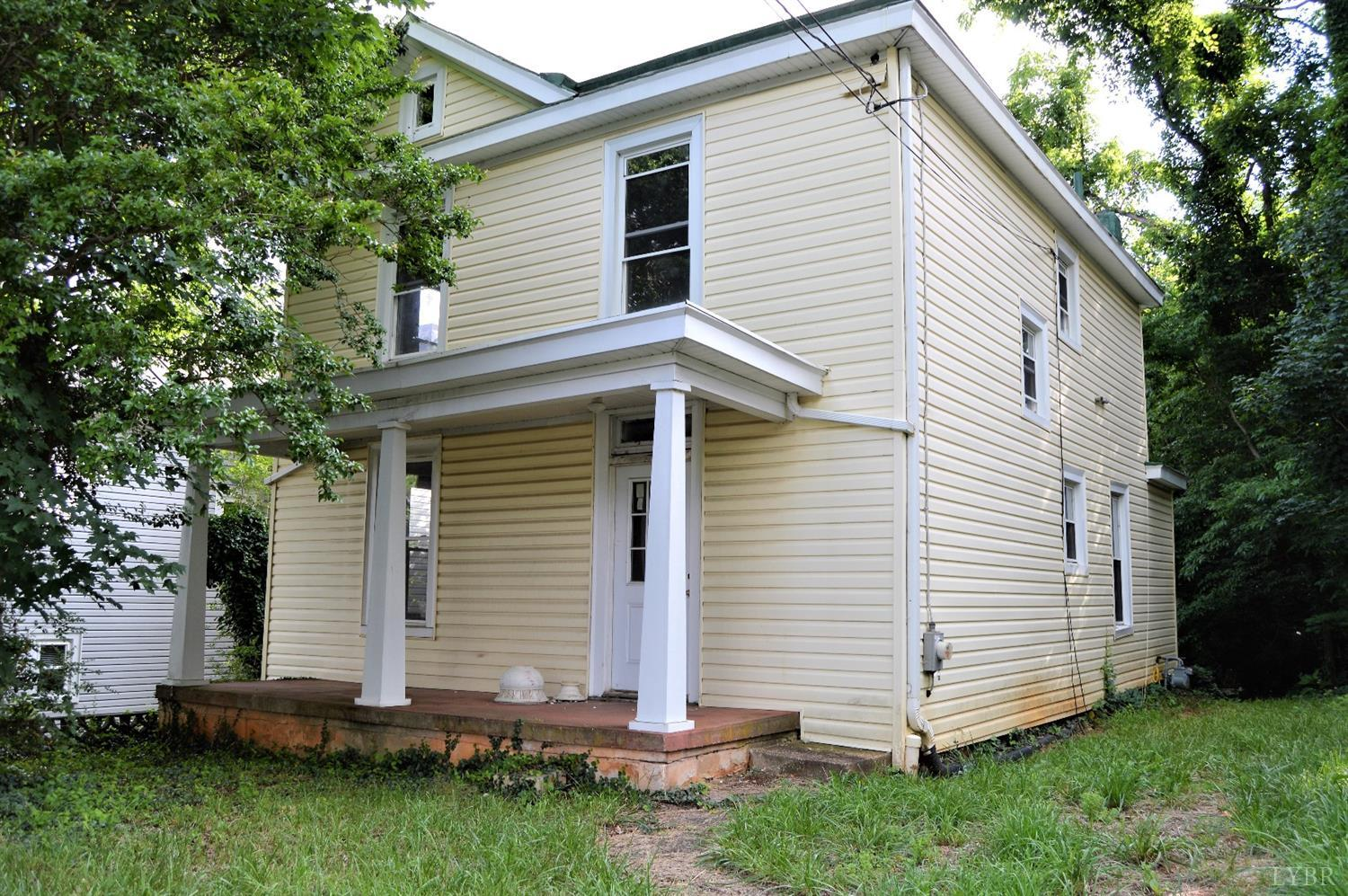 Photo of 1458 Yancey Street  Lynchburg  VA