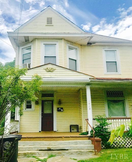 Photo of 1415 Fillmore Street  Lynchburg  VA