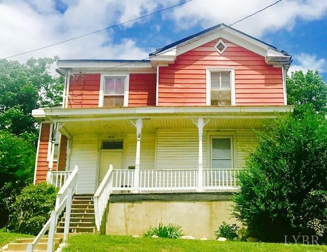 Photo of 818 Pierce Street  Lynchburg  VA