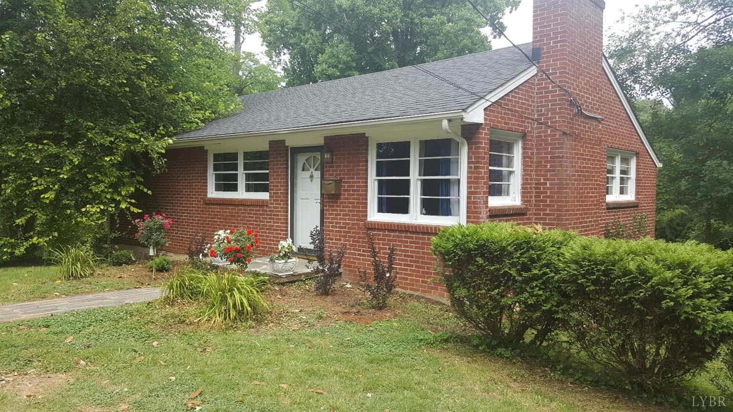 Photo of 132 Linden Avenue  Lynchburg  VA