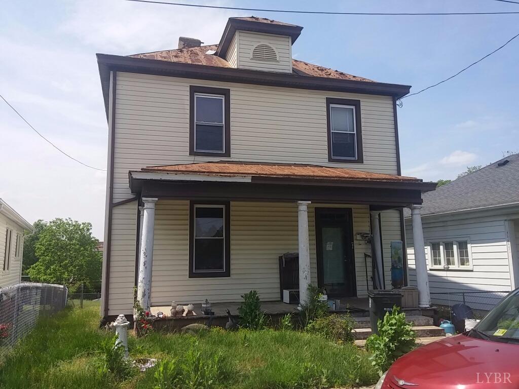 Photo of 604 Dinwiddie Street  Lynchburg  VA