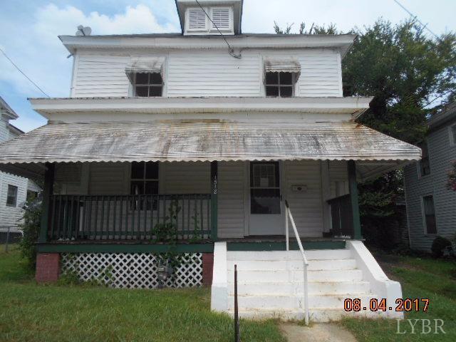 Photo of 1518 Early Street  Lynchburg  VA