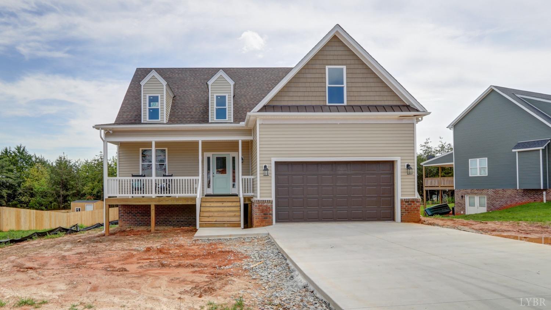 Single Family Residence, Two Story - Evington, VA (photo 1)
