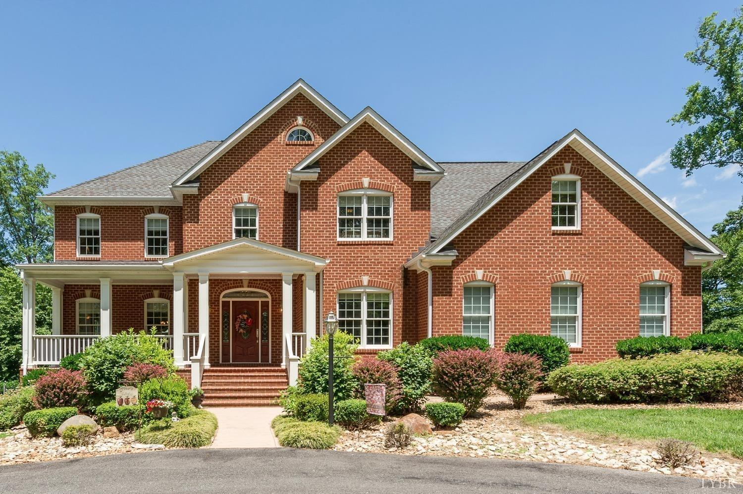 145 Forest Canopy Drive Amherst, VA 24521