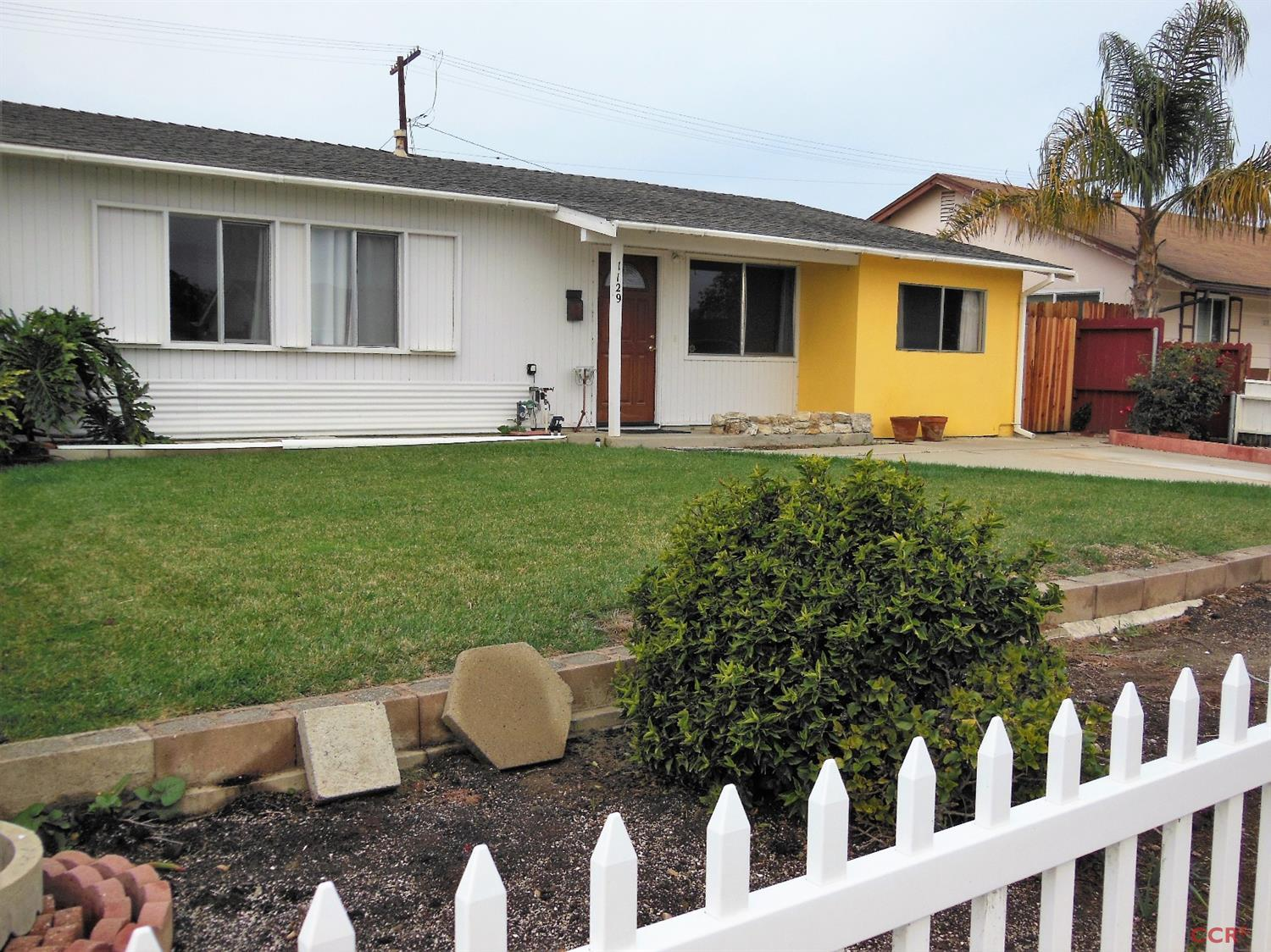 Photo of 1129 North 3rd Street  Lompoc  CA