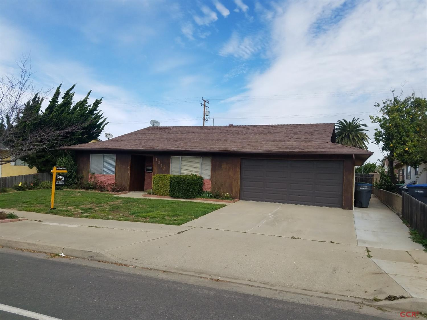 Photo of 1313 West College  Lompoc  CA