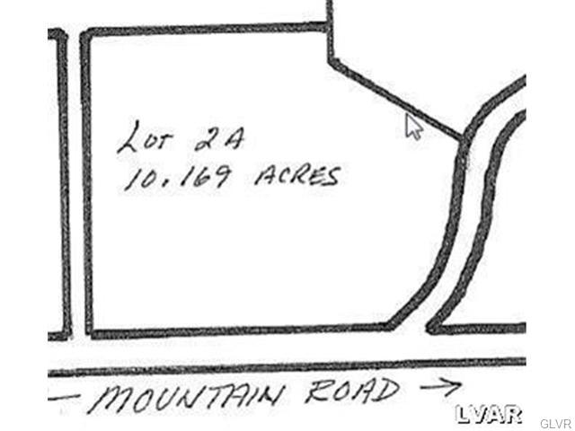 Photo of Lot 2A Mountain Road  Heidelberg Twp  PA