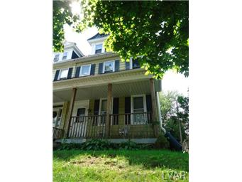 Rental Homes for Rent, ListingId:20741802, location: 309 South 14Th Street Easton 18042