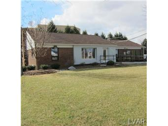 Rental Homes for Rent, ListingId:22323300, location: 2490 Schoenersville Road Hanover Twp 18706