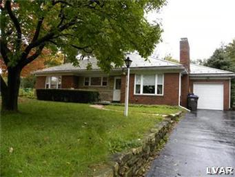 Rental Homes for Rent, ListingId:22401415, location: 1316 North cedar crest Boulevard Allentown 18104