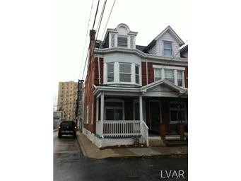 Rental Homes for Rent, ListingId:22531556, location: 434 North Fulton Street Allentown 18102