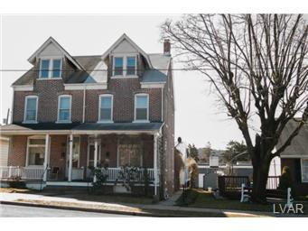 Rental Homes for Rent, ListingId:22885577, location: 218 East Tioga Street Allentown 18103