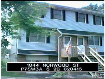 Rental Homes for Rent, ListingId:23083427, location: 1844 Norwood Street Bethlehem 18015