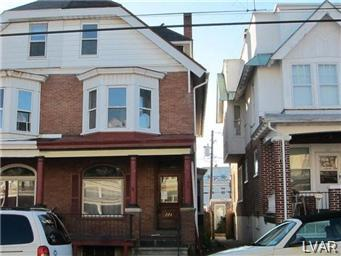 Rental Homes for Rent, ListingId:23337426, location: 224 South 17th Street Allentown 18104