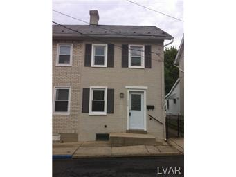 126 Wood St, Catasauqua, PA 18032
