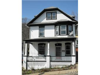 Rental Homes for Rent, ListingId:23536528, location: 831 West Burke Street Easton 18042