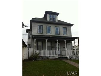 Rental Homes for Rent, ListingId:23550954, location: 2302 Butler Street Easton 18042