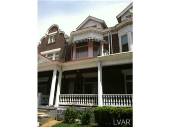 Rental Homes for Rent, ListingId:23550852, location: 631 North 12th Street Allentown 18102