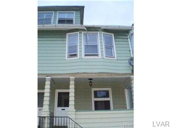 Rental Homes for Rent, ListingId:23593110, location: 707 East 6th Street Bethlehem 18015