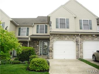 Rental Homes for Rent, ListingId:23601949, location: 1600 GRAYSTONE Circle Alburtis 18011