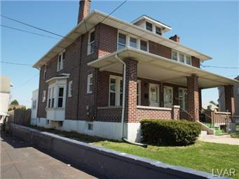 Rental Homes for Rent, ListingId:23633687, location: 305 West Brookdale Street Allentown 18103