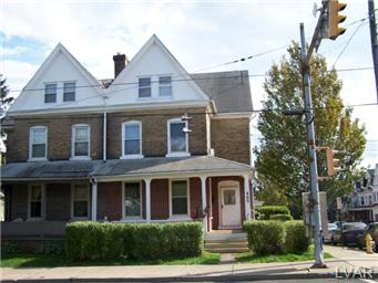 Rental Homes for Rent, ListingId:24512618, location: 462 West Tilghman Street Allentown 18102
