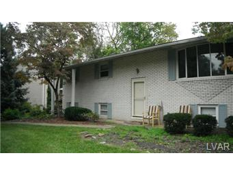 Rental Homes for Rent, ListingId:24819220, location: 1205 Pine Grove Drive Easton 18045
