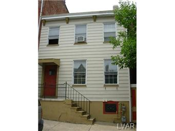 Rental Homes for Rent, ListingId:24862388, location: 41 South 6th Street Easton 18042