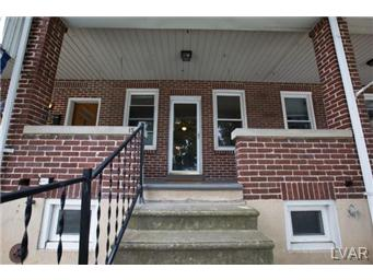 Rental Homes for Rent, ListingId:24992775, location: 15 South 19th Street Allentown 18104