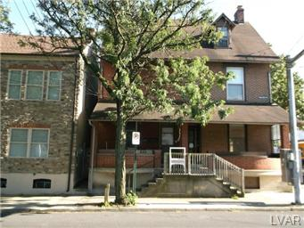 Rental Homes for Rent, ListingId:25180006, location: 846 West Walnut Street Allentown 18102