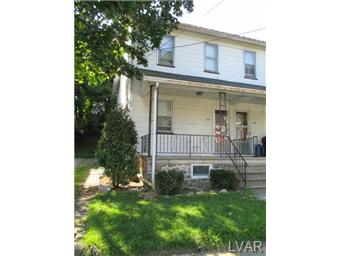 Rental Homes for Rent, ListingId:25298539, location: 234 North 7th Street Bangor 18013