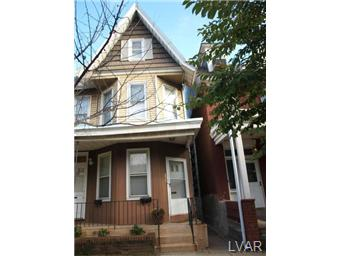 Rental Homes for Rent, ListingId:25385553, location: 1309 Washington Street Easton 18042
