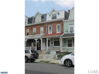 Rental Homes for Rent, ListingId:25422623, location: 1319 West Liberty Street Allentown 18102