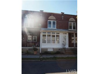 Rental Homes for Rent, ListingId:25427163, location: 1946 West Allen Street Allentown 18104