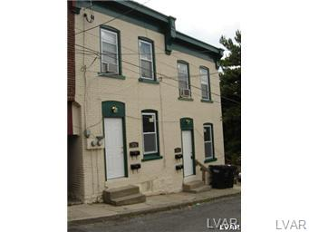 Rental Homes for Rent, ListingId:25572809, location: 918 East Morton Bethlehem 18015