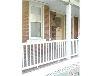 Rental Homes for Rent, ListingId:25586228, location: 530 Wyandotte Street Bethlehem 18015
