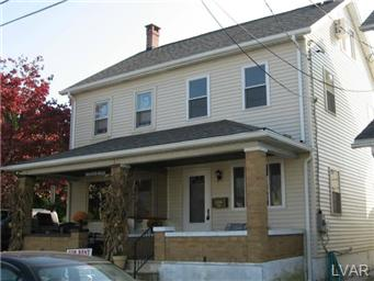 Rental Homes for Rent, ListingId:25634842, location: 528 East 12th Street Northampton 18067