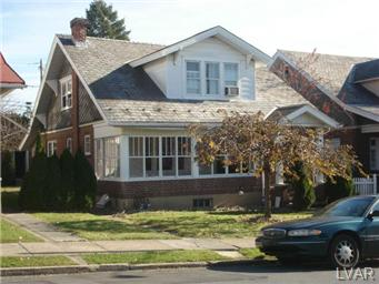 Rental Homes for Rent, ListingId:25664359, location: 1041 North 19th Street Allentown 18104