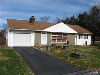 Rental Homes for Rent, ListingId:25734295, location: 3771 Fleetwood Drive Palmer Twp 18045