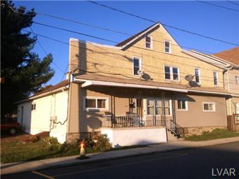Rental Homes for Rent, ListingId:25743743, location: 272 West Ludlow Street Summit Hill 18250